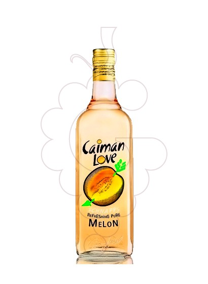 Photo Liqueur Caiman Love Melon