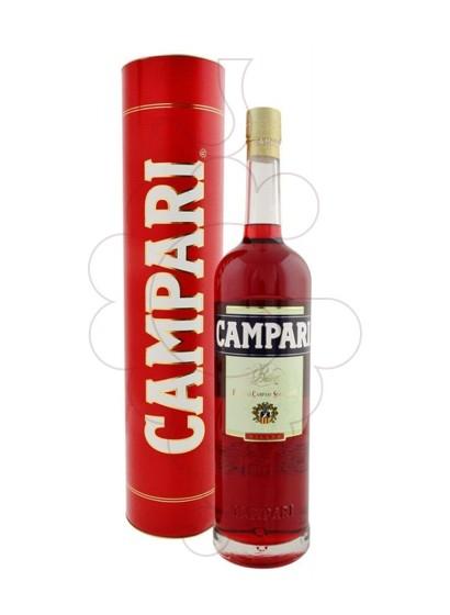 Photo Aperitif wine Campari
