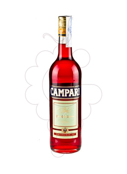 Photo Aperitif wine Campari