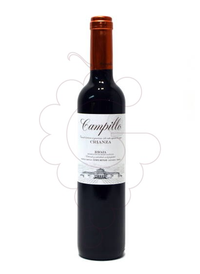 Photo Campillo Crianza (mini) red wine