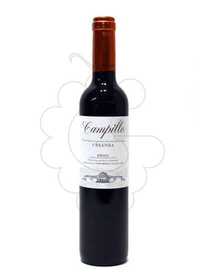 Photo Campillo Crianza (mini) red wine