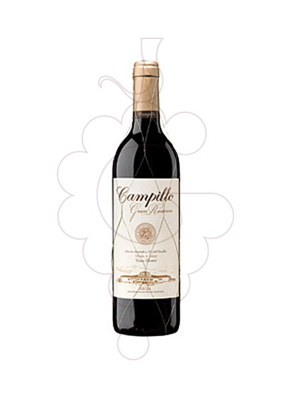 Photo Campillo Gran Reserva red wine