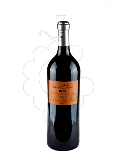 Photo Campillo Raro Jeroboam red wine