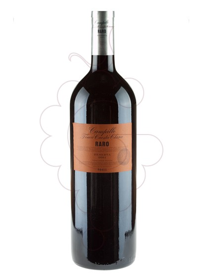 Photo Campillo Raro Magnum  red wine