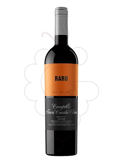Photo Campillo Raro Reserva red wine