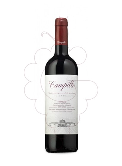 Photo Campillo Reserva Magnum red wine