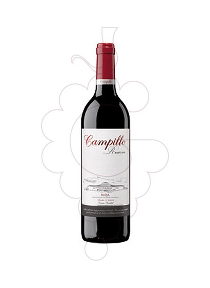 Photo Campillo Reserva Selecta red wine