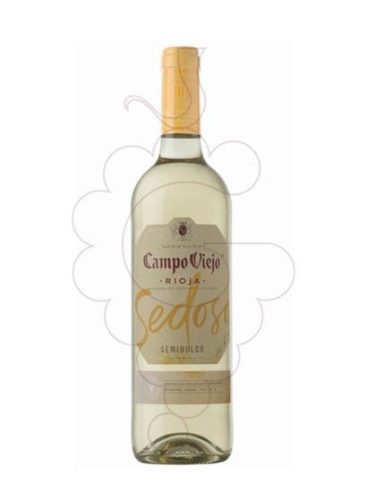 Photo Campo Viejo Blanc Semi white wine