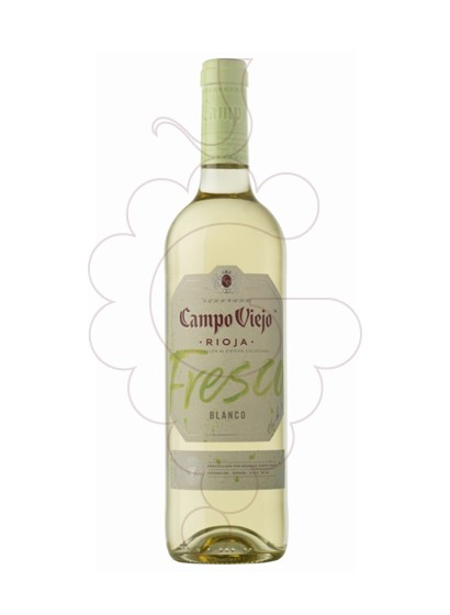 Photo Campo Viejo Blanc white wine
