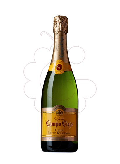 Photo Campo Viejo Brut Reserva sparkling wine