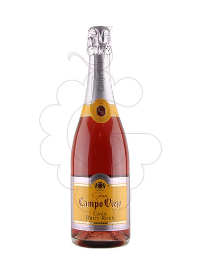 Photo Campo Viejo Brut Rosé sparkling wine