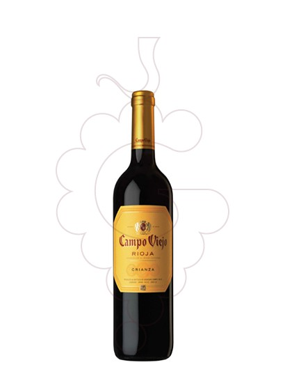 Photo Campo Viejo Crianza (mini) red wine