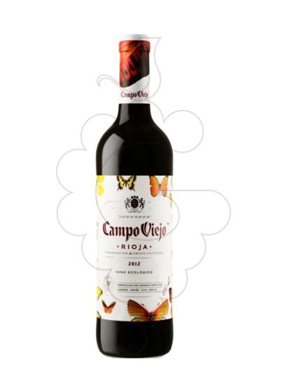 Photo Campo Viejo Ecologico red wine