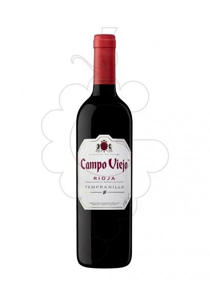 Photo Campo Viejo Negre Tempranillo red wine