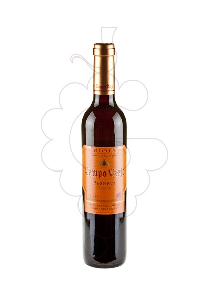 Photo Campo Viejo Reserva (mini) red wine