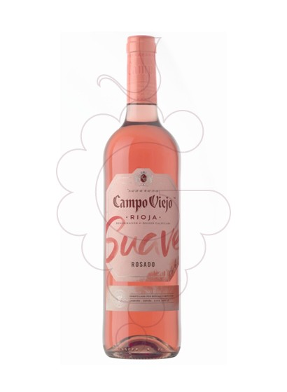 Photo Campo Viejo Rosat Garnatxa rosé wine