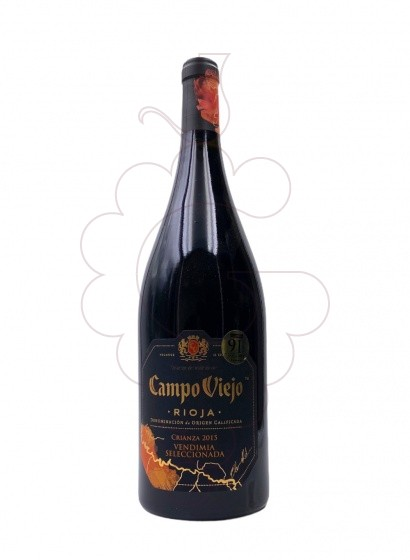 Photo Campo Viejo V.S. Crianza Magnum red wine
