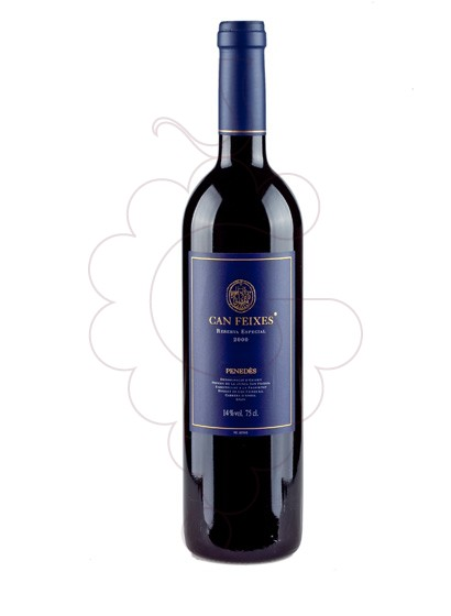 Photo Can Feixes Negre Reserva Especial red wine