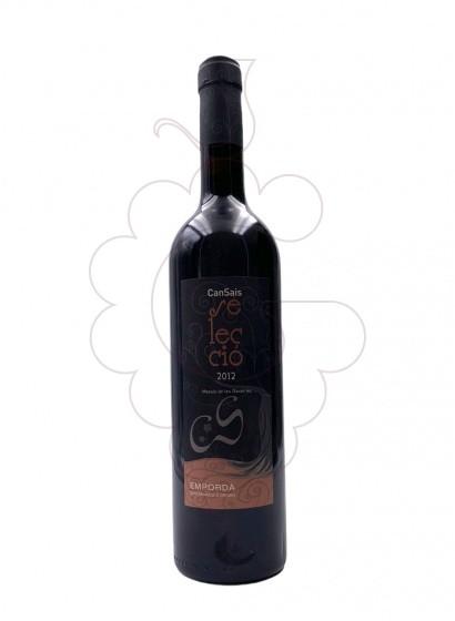 Photo Can Sais Selecció red wine