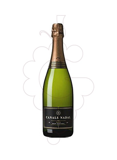 Photo Canals Nadal Brut Natural Reserva sparkling wine