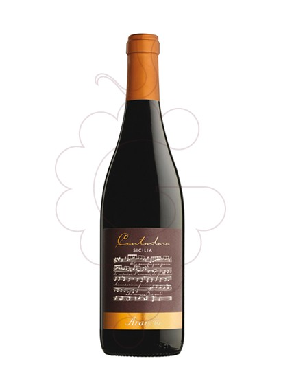Photo Cantodoro Sicilia  red wine