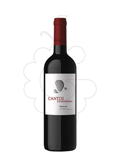 Photo Cantos de Valpiedra red wine