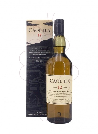 Photo Whisky Caol Ila 12 Years