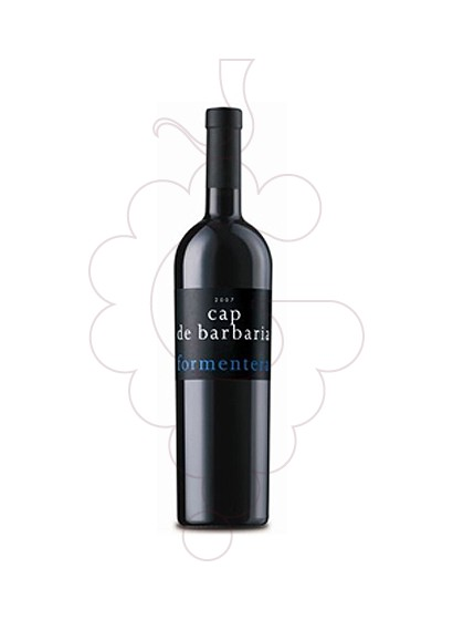 Photo Cap de Barbaria red wine