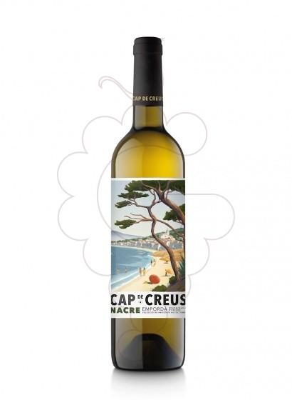 Photo Cap de Creus Nacre Blanc white wine