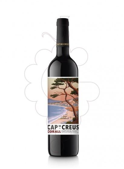 Photo Cap de Creus Negre red wine