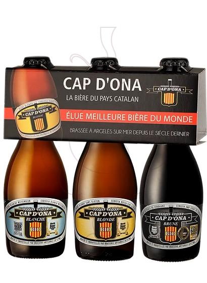 Photo Beer Cap d'Ona (pack 3 u)