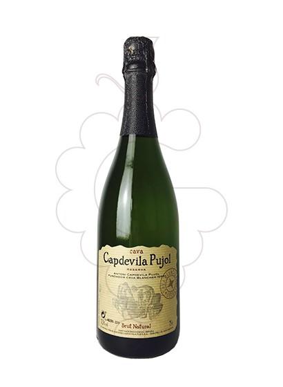 Photo Capdevila Pujol Brut Nature sparkling wine