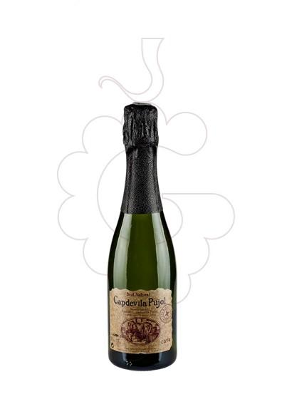 Photo Capdevila Pujol (mini) sparkling wine