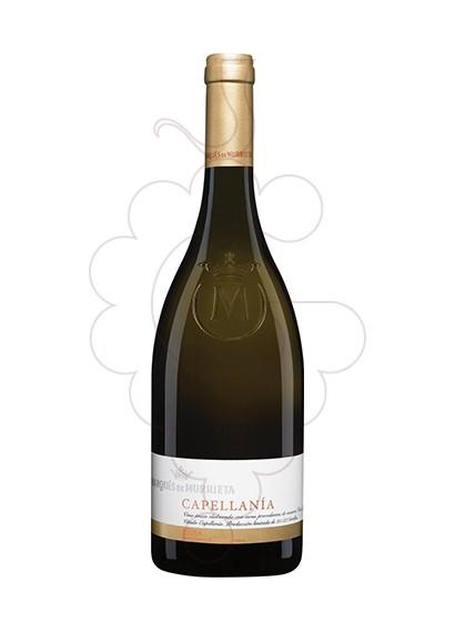 Photo Capellania Blanco Murrieta white wine
