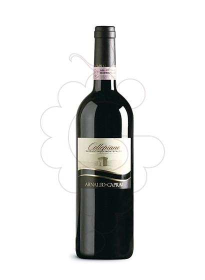 Photo Caprai Collepiano Montefalco Sagrantino red wine