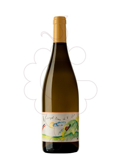 Photo Cargol Treu Vi Blanc  white wine