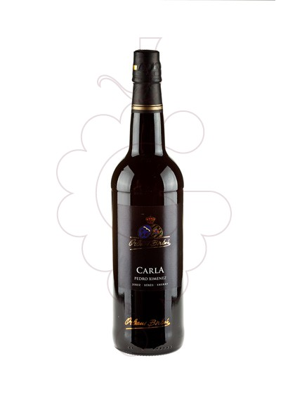 Photo Carla Pedro Ximenez fortified wine