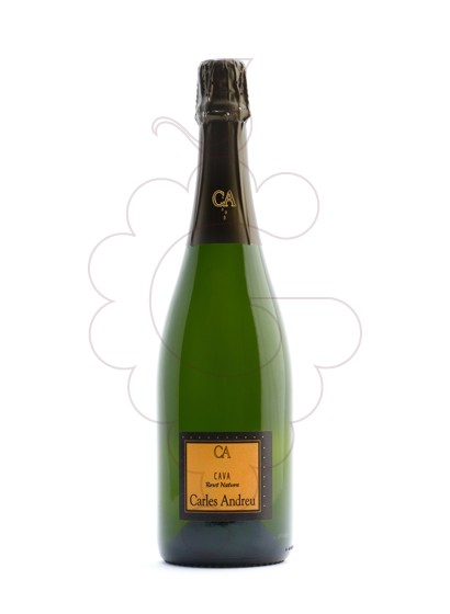 Photo Carles Andreu Brut Nature Magnum sparkling wine