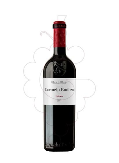 Photo Carmelo Rodero Crianza red wine