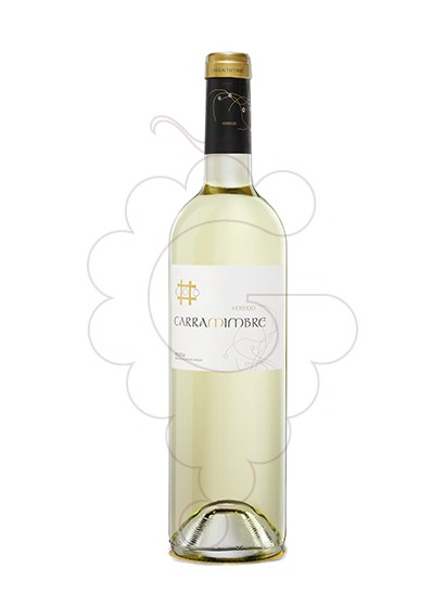 Photo Carramimbre Blanc Verdejo white wine