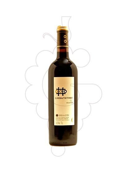 Photo Carramimbre Crianza red wine