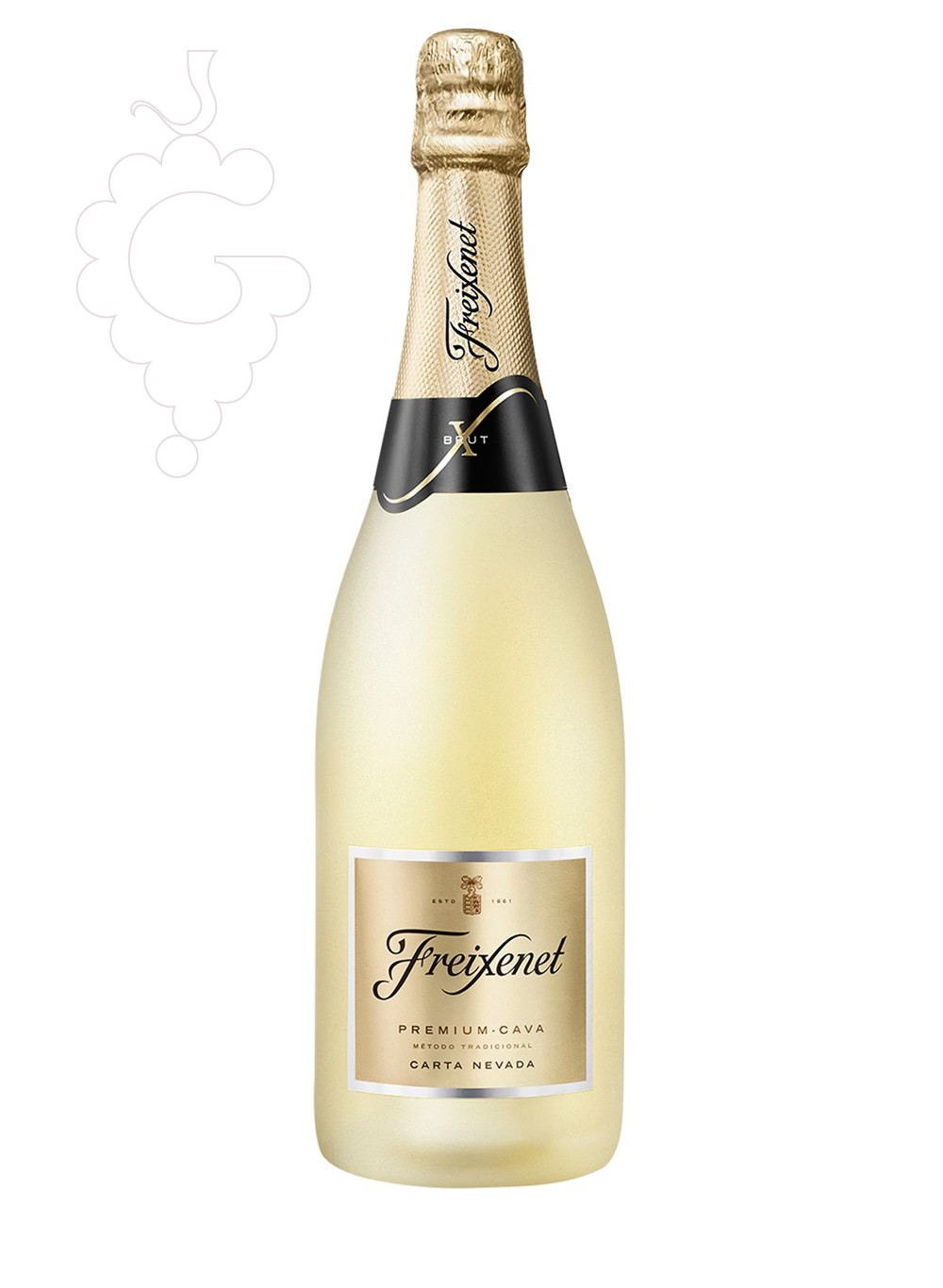 Photo Carta Nevada Brut sparkling wine