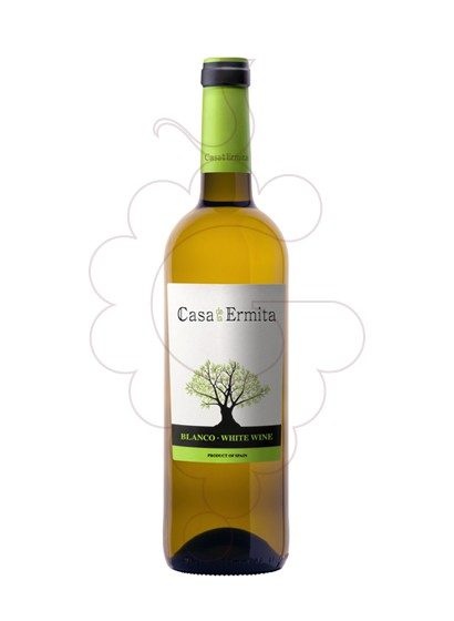 Photo Casa de la Ermita Blanc white wine