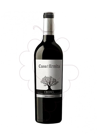 Photo Casa de la Ermita red wine