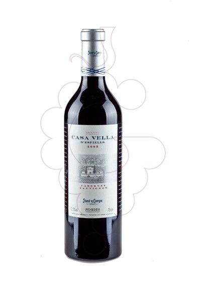 Photo Casa Vella Cabernet red wine