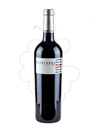 Photo Casalobos Negre red wine