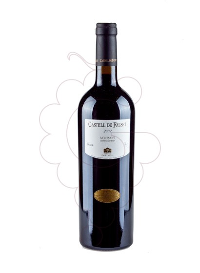 Photo Castell de Falset red wine