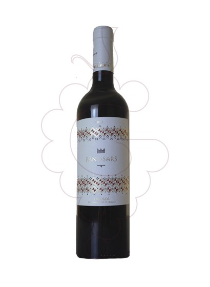 Photo Panissars Crianza red wine