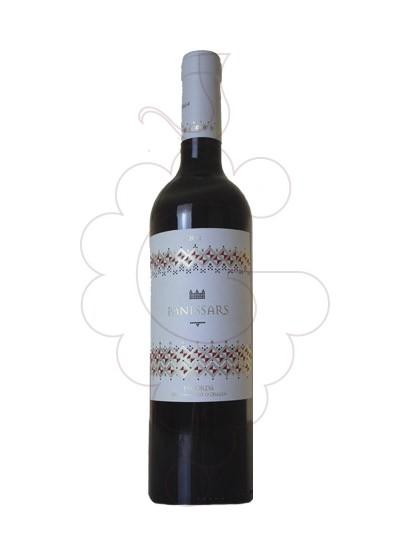 Photo Panissars red wine