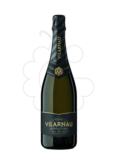 Photo Castell de Vilarnau Brut Nature sparkling wine
